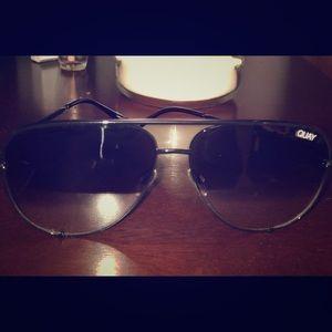 Quay Australia x Desi Perkins Sunglasses- High Key
